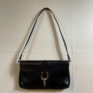 Kate Spade Baby Bag with Horse Bit Closure and Mirror